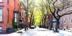 • New York • The Streets: The Famous • Νέα Υόρκη • Οι Δρόμοι: Διάσημοι •