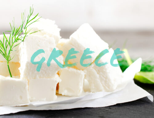 PHYSICAL HEALTH / MY HEALTHY BASKET / GREECE – Epiros Organic Feta Cheese P.D.O