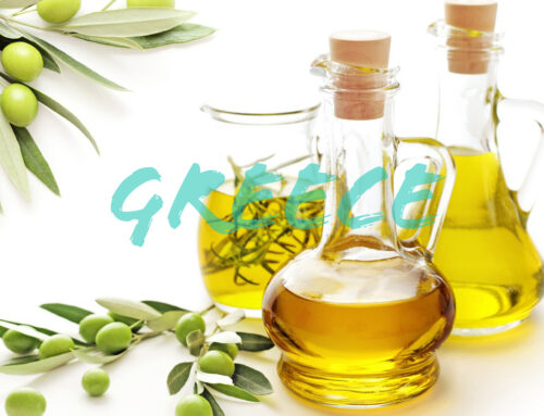 PHYSICAL HEALTH / MY HEALTHY BASKET / GREECE – Five Organic Extra Virgin Olive Oil